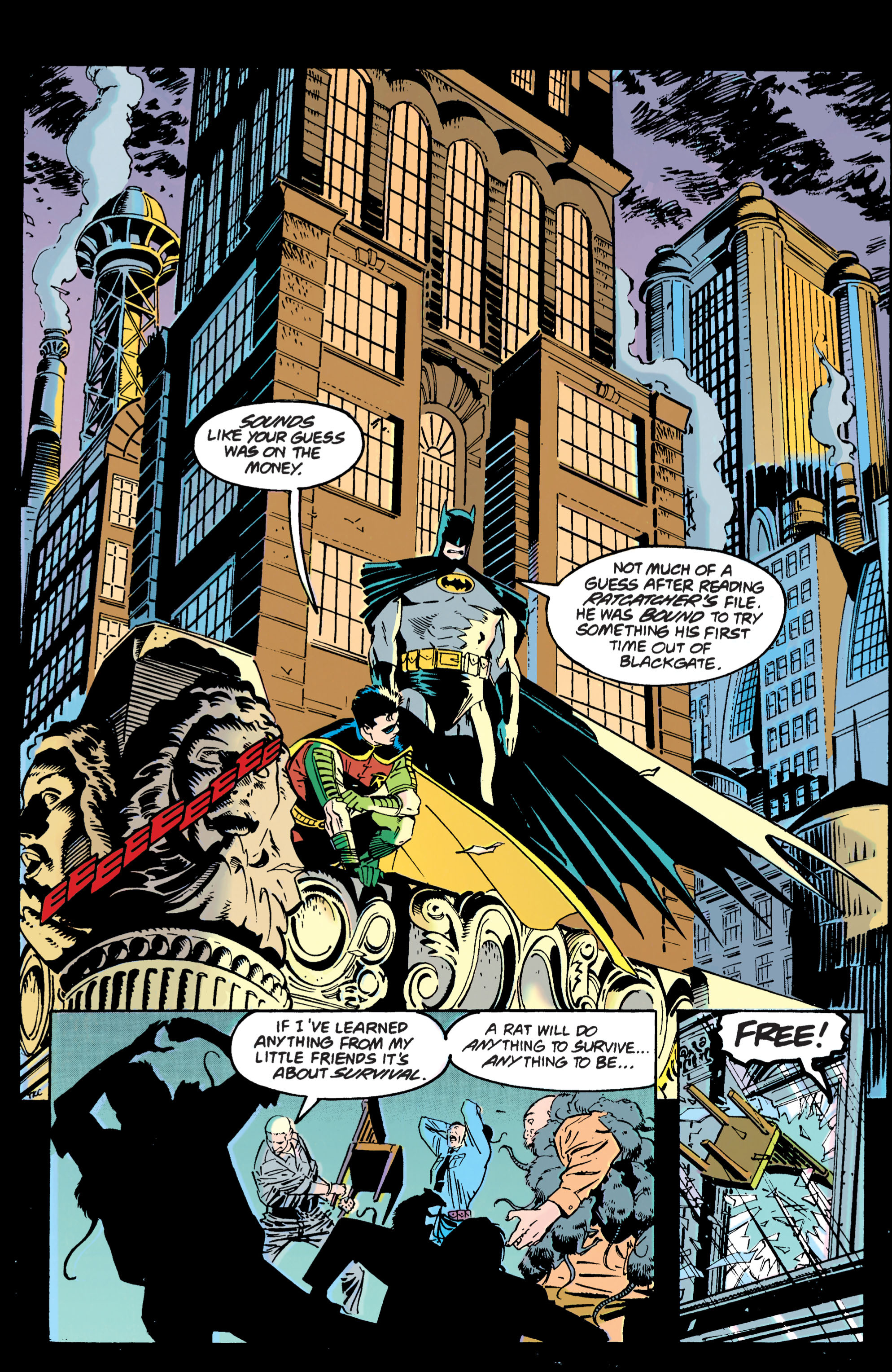 Detective Comics (1937) Issue #679 Page 5