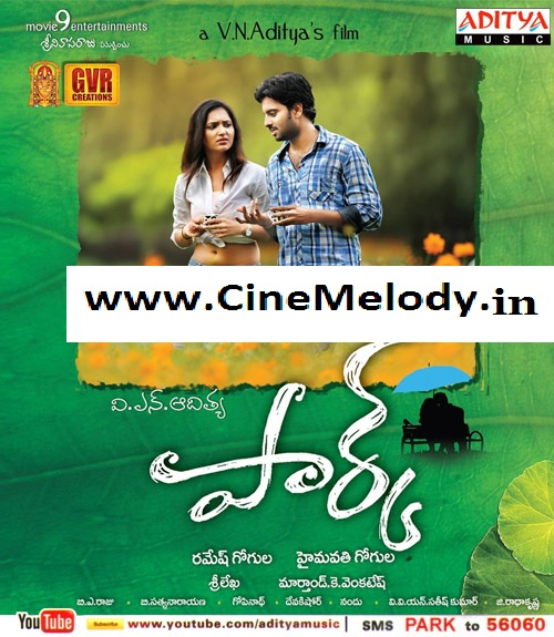 Park Telugu Mp3 Songs Free  Download -2013