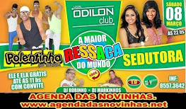 A Maior Ressaca do Mundo No Odilon Club.