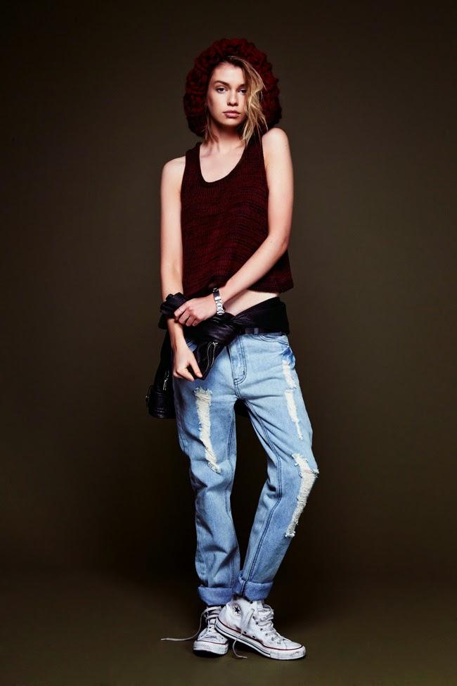Fashionable prints Fall 2014
