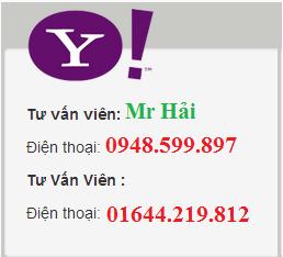 Hotline bán hàng