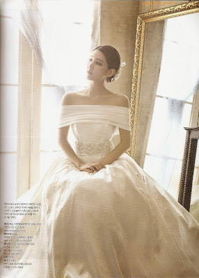 Jiwon Spica- Wedding21 Magazine October Issue 2013