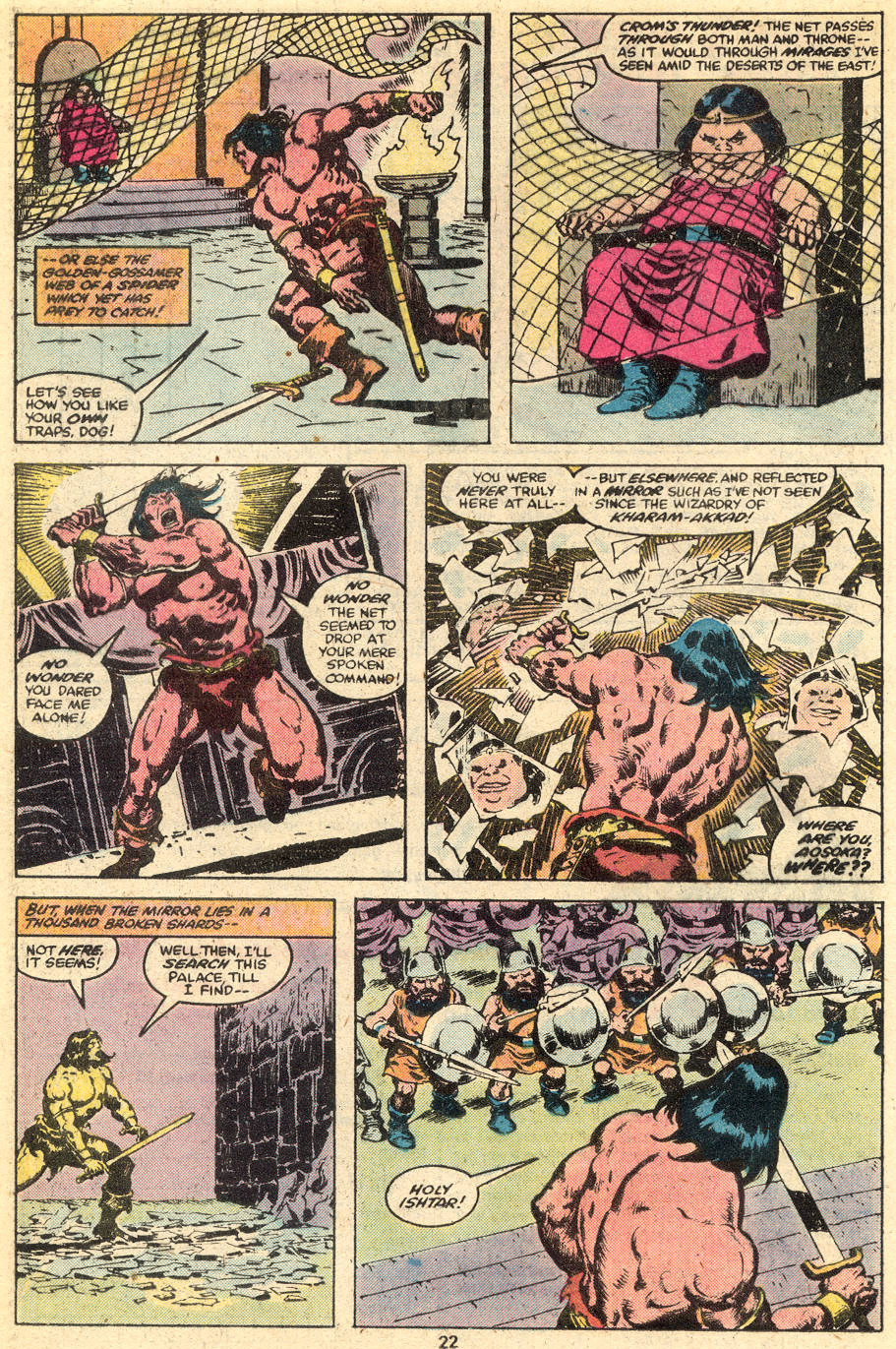 Conan the Barbarian (1970) Issue #111 #123 - English 13