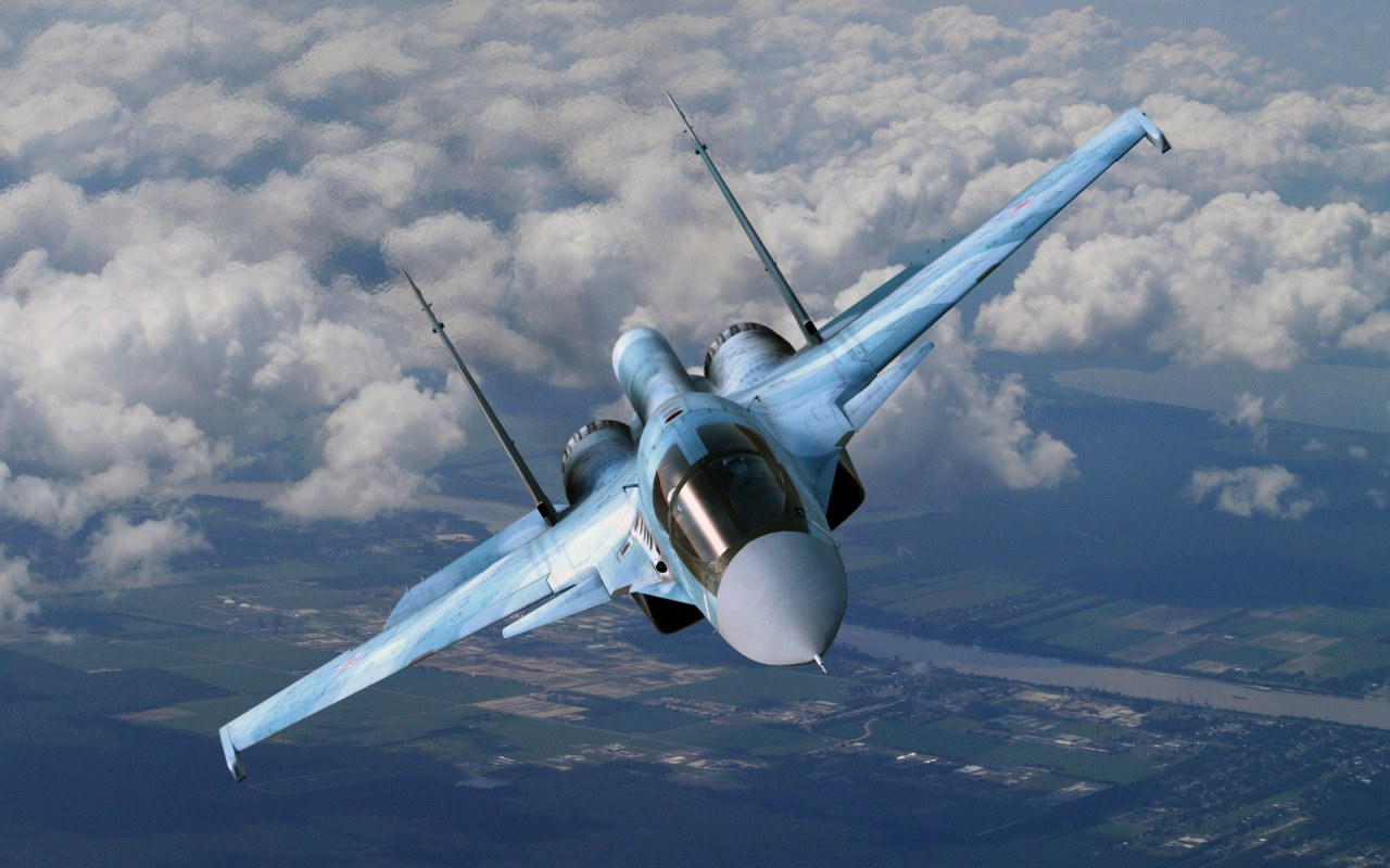 Image result for Sukhoi Su-30MKI fighter
