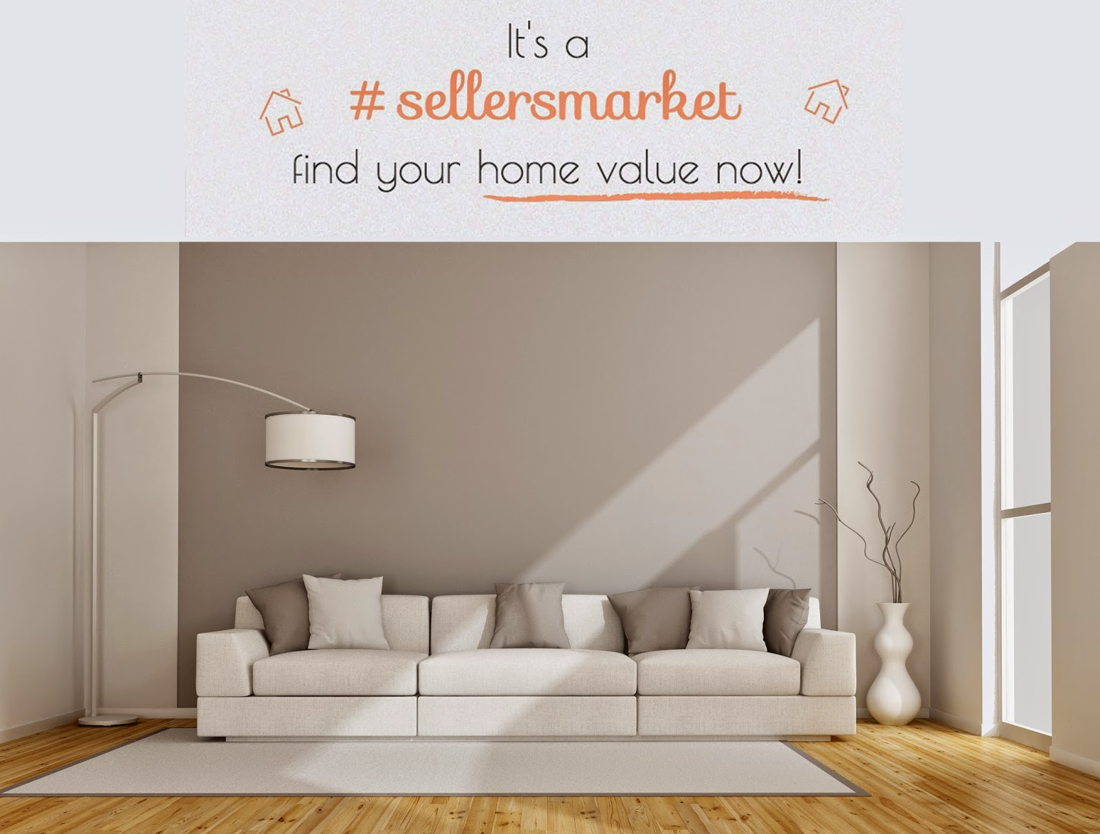 Find out your home value now!