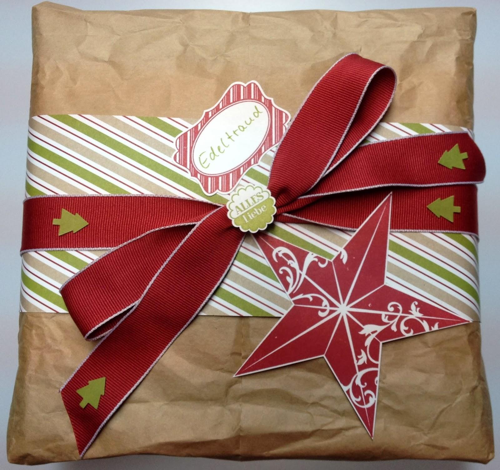 kreativstudio annett geschenkverpackungen f r weihnachten. Black Bedroom Furniture Sets. Home Design Ideas