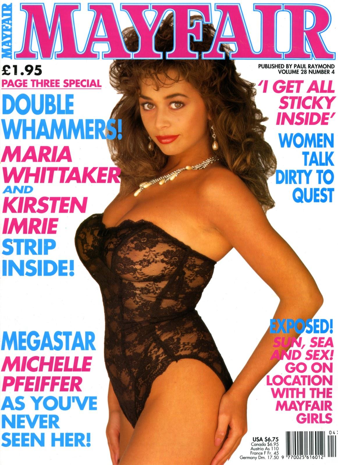 Эротический журнал 1993 4 фотография