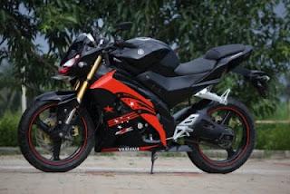 Modif Yamaha Vixion New