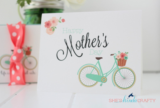 free pretty mothers day card