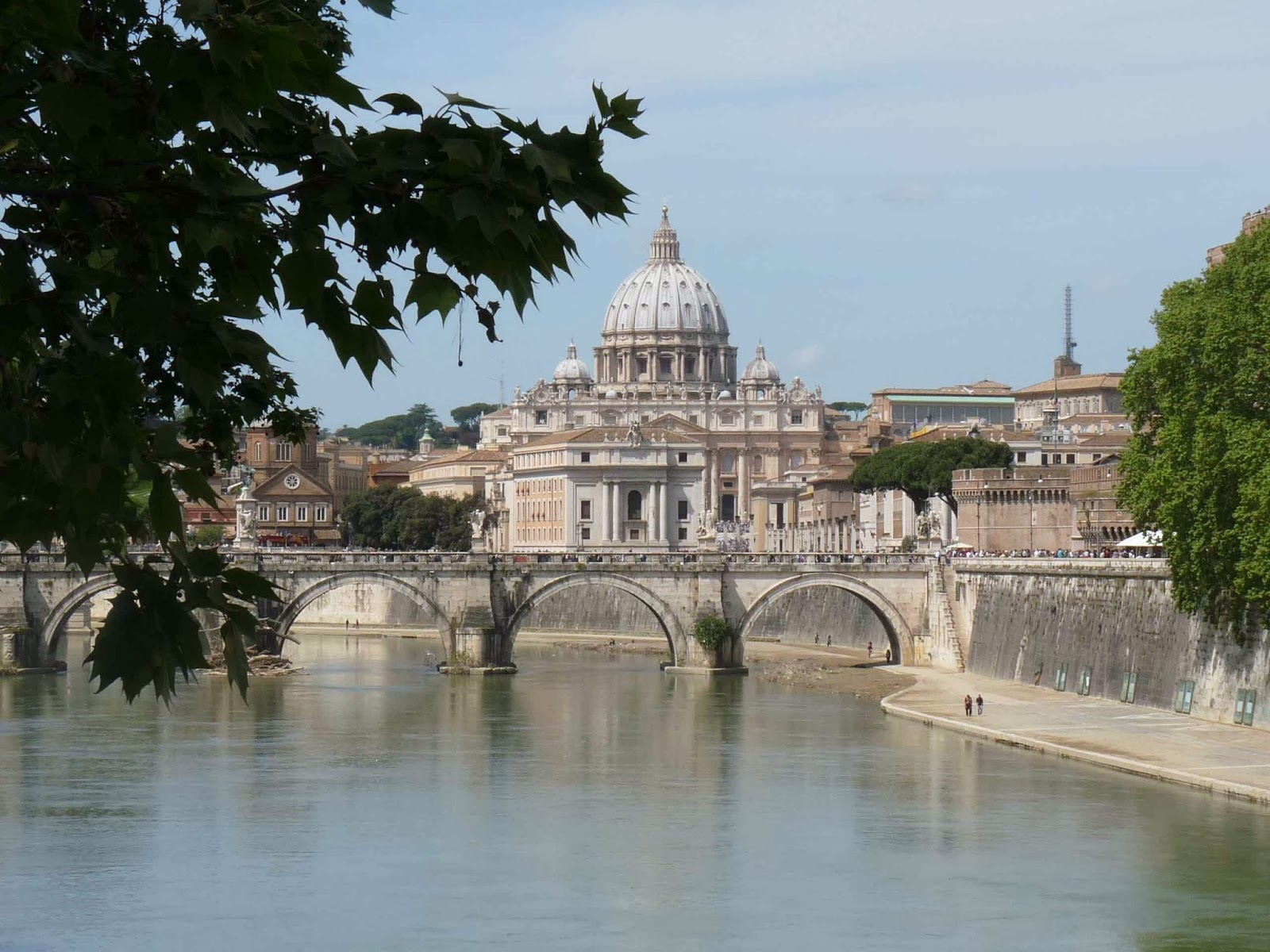 Panoràmica del Vaticà