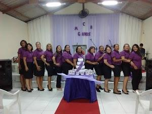 MCA - Mulheres Cristãs em Missão