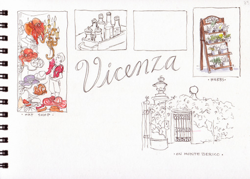 Vicenza by Leslie Fehling