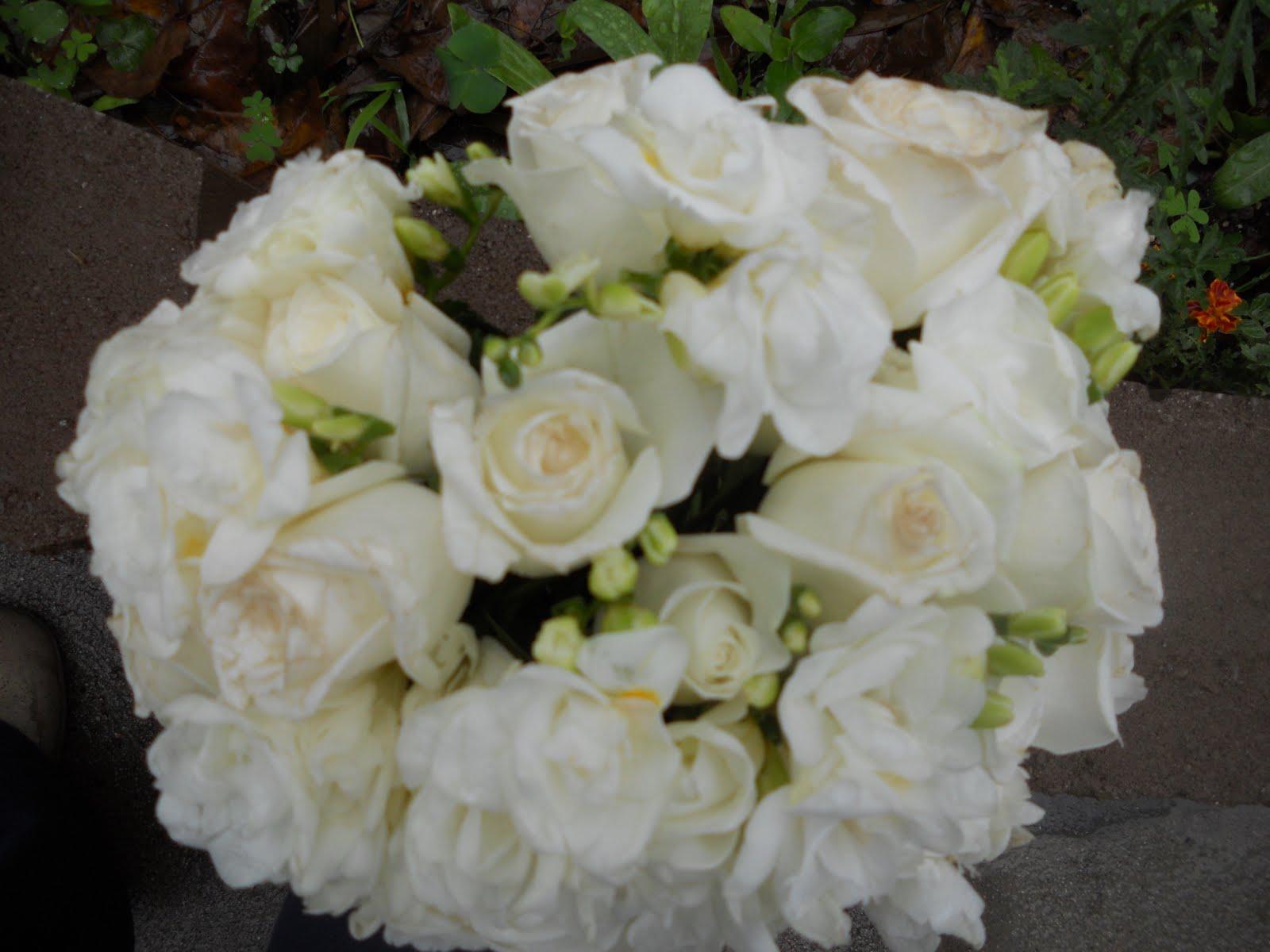 Curlyart Wedding Flower Preservation On Canvas Nadias White Rose