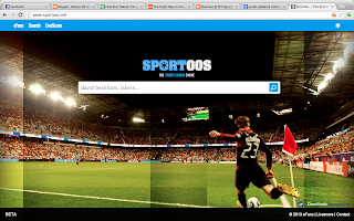 Screenshot of Sportoos.net