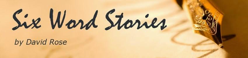 Six Word Stories