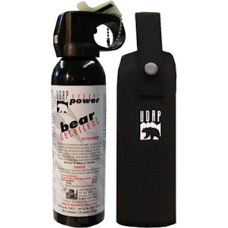 Wasp Spray vs Bear Spray