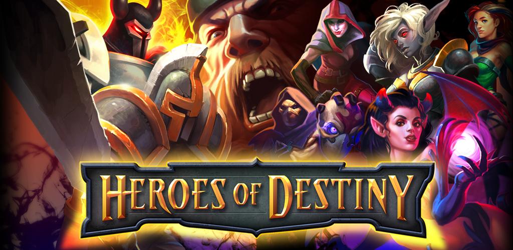 Heroes of Destiny v2.0.3 Apk + Mod + Data