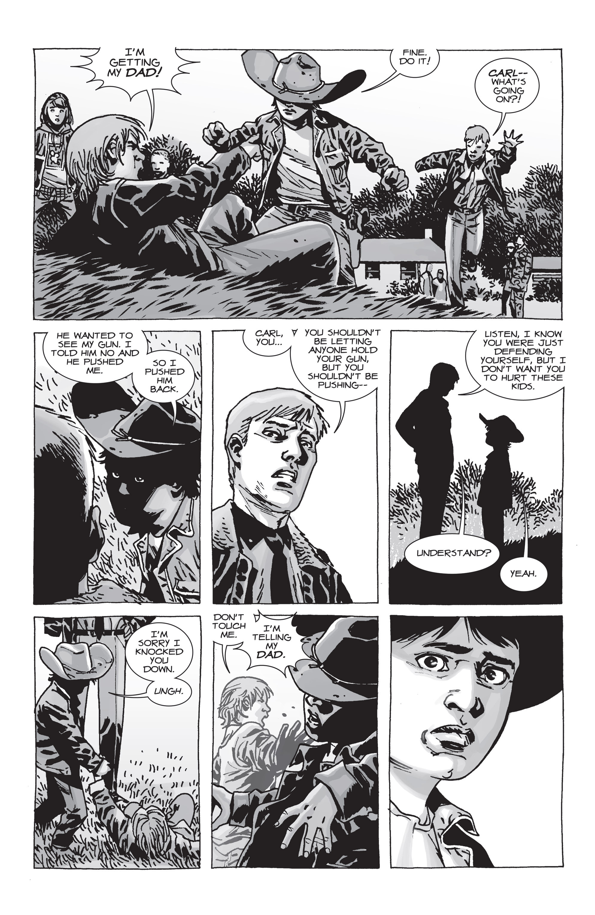 The Walking Dead Issue #71 Page 4