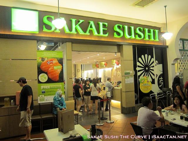 Sakae Sushi Japanese Restaurant The Curve Isaactan Net