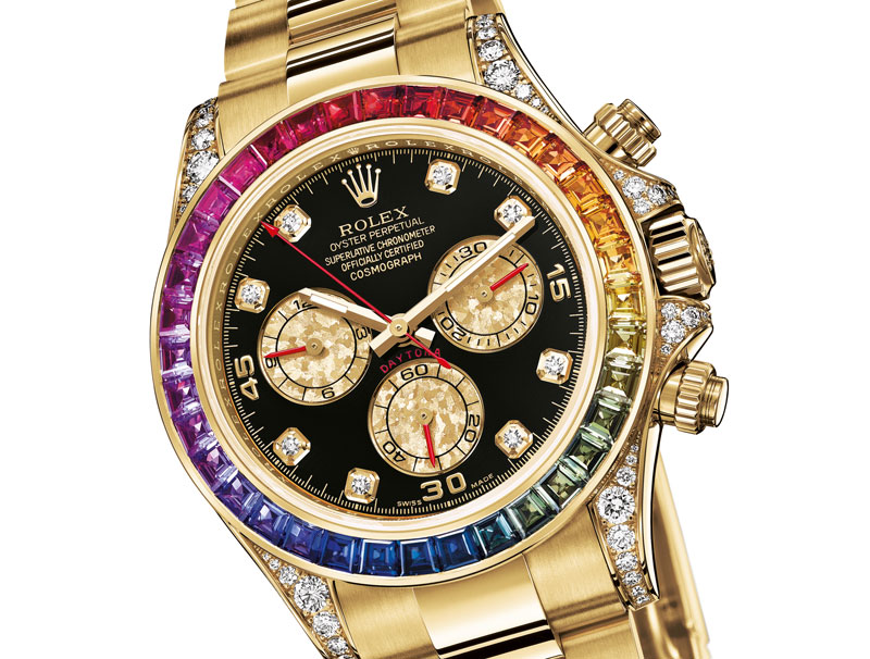 in the tick of time a pot of gold at the end of the rolex oyster perpetual cosmograph daytona. Black Bedroom Furniture Sets. Home Design Ideas