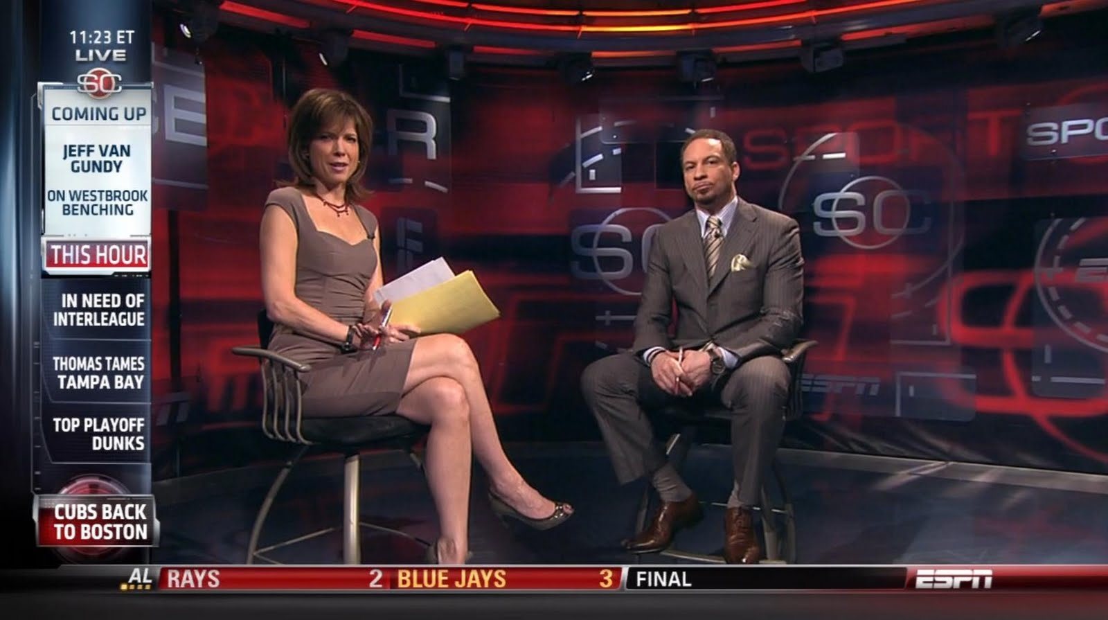 Session Hannah storm pantyhose