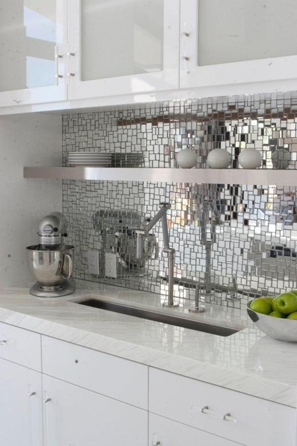 kitchens mirror tiles mimosa lane mirrored kitchen backsplash contemporary kitchen
