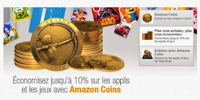 Amazon lance sa monnaie numérique