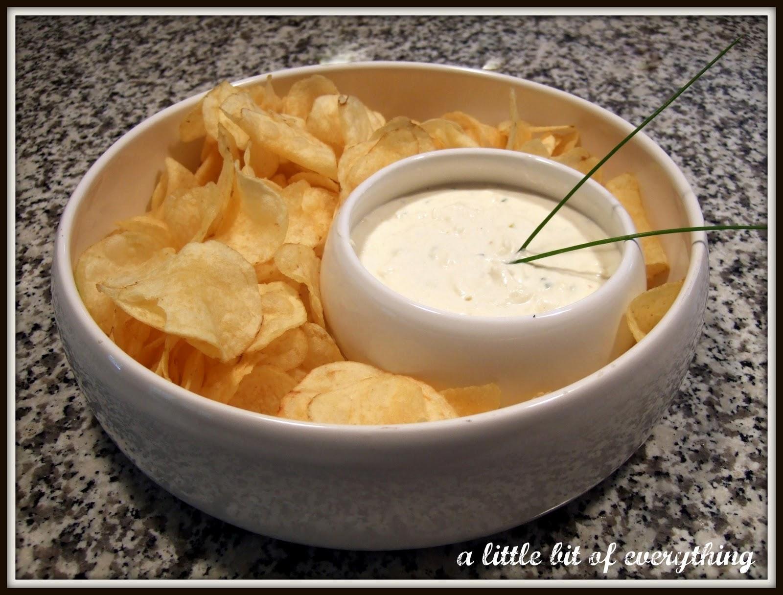 little bit of everything: Recipe: Hot Crabmeat Dip