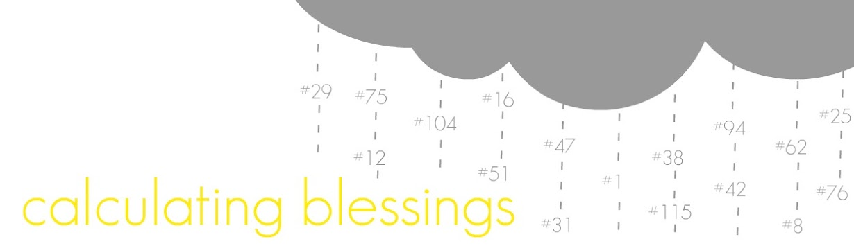 Calculating Blessings