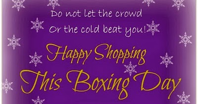 Happy boxing day messages happy boxing day 2015 wishes quotes greetings sale best m4hsunfo