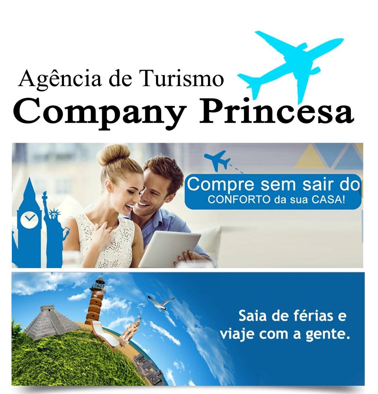 Agencia de Viagens Company Princesa - Click na imagem