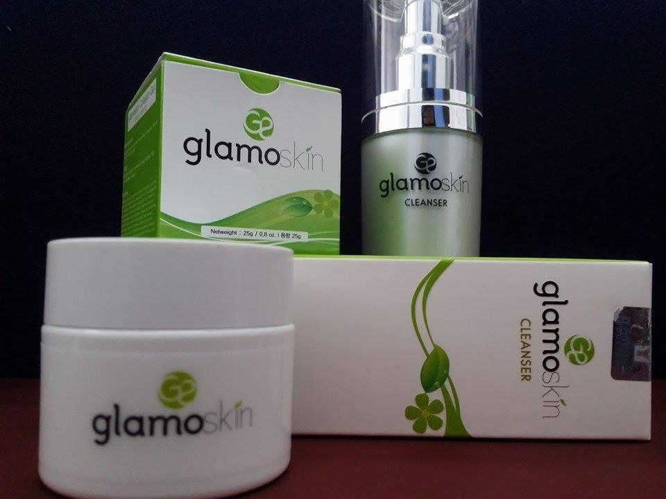 glamoskin, produk legacy secret, produk kecantikan korea