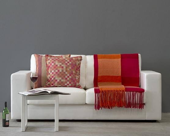 Dica de decora o mantas for Manta no sofa como usar