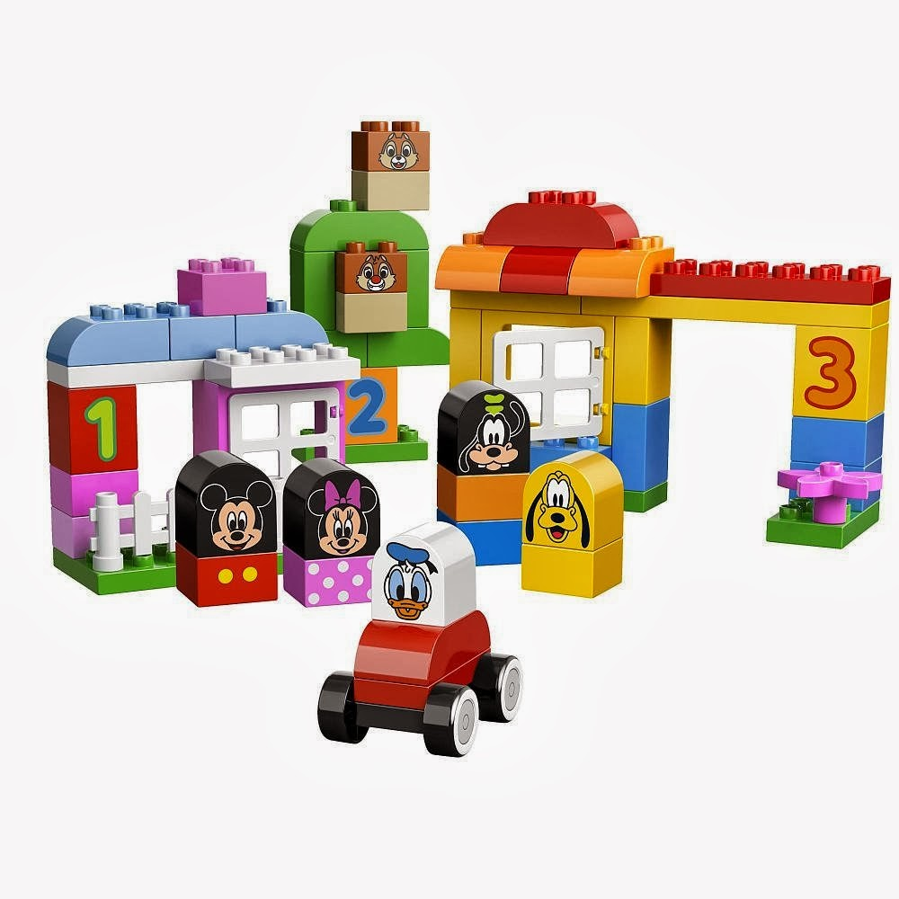my lego style lego duplo disney mickey friends 10531. Black Bedroom Furniture Sets. Home Design Ideas