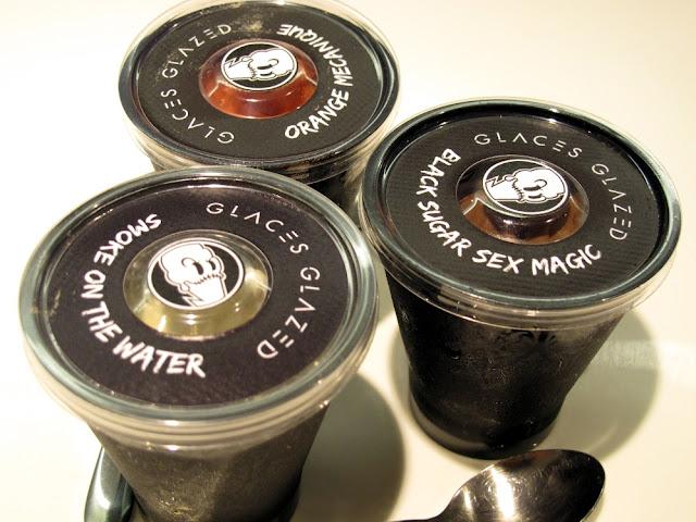 Glaces Glazed
