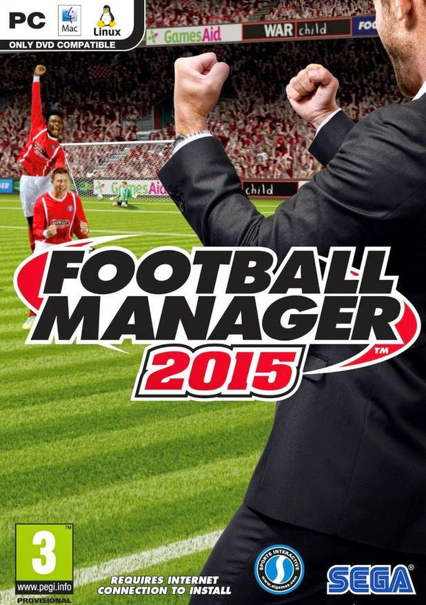 Football Manager 2015 Full Version Terbaru