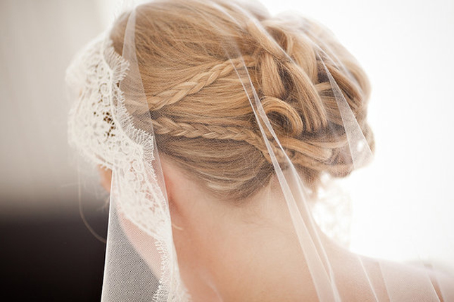 wedding trends braided hairstyles belle the magazine. Black Bedroom Furniture Sets. Home Design Ideas