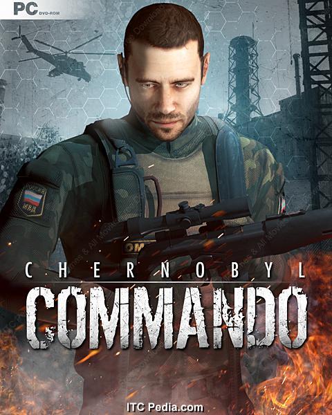 Chernobyl Commando - COGENT