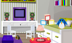 Kids Room Escape