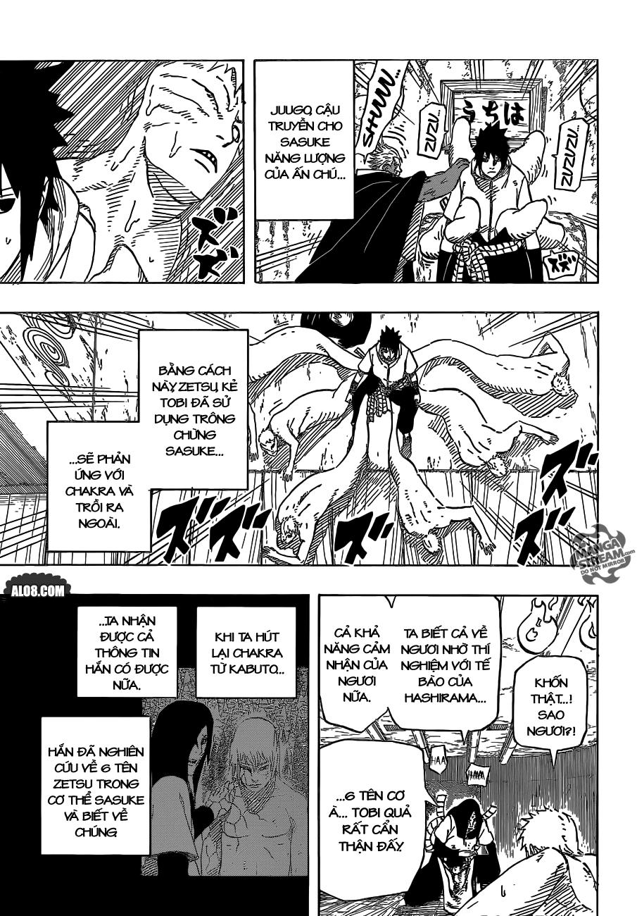 Naruto chap 618 Trang 12 - Mangak.info