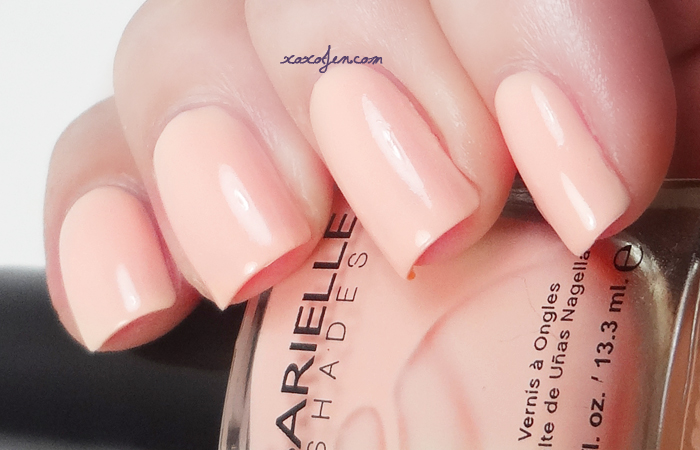 xoxoJen's swatch of Barielle: Pillow Talk