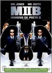 MIIB - Homens de Preto II Dublado Torrent (2002)