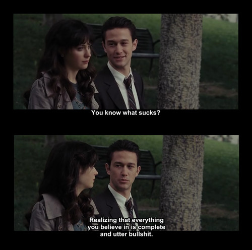 Quotes About Love From 500 Days Of Summer : 500-days-of-summer-movie-quote-summer-summer-finn-tom-hansen-truth ...
