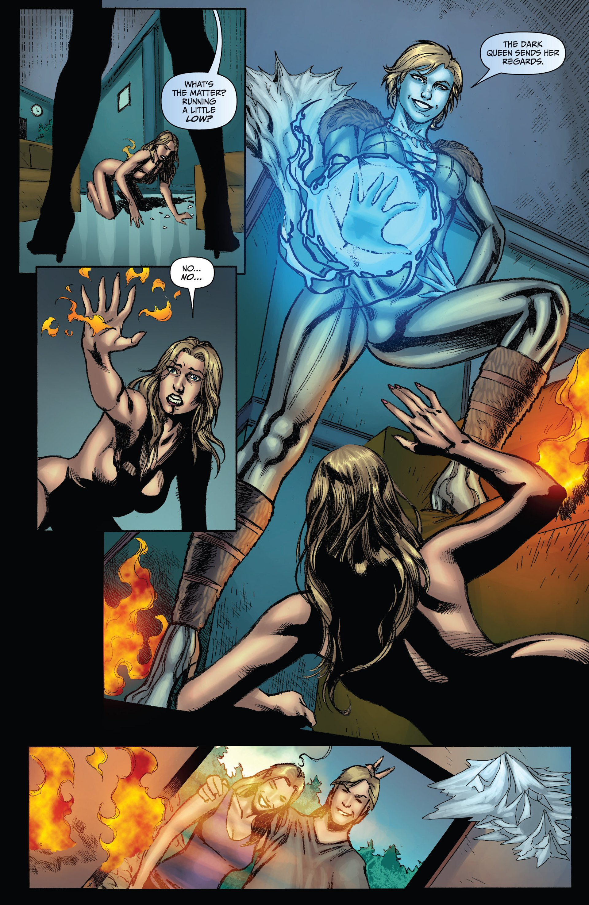 Grimm Fairy Tales (2005) Issue #96 #99 - English 16