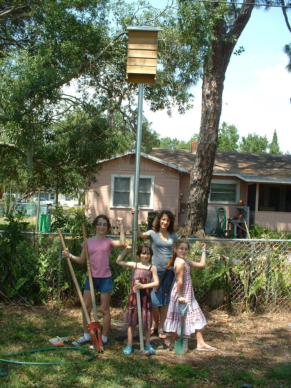 Eco Sarasota Eco Kids Project Spotlight Recycled Pallet