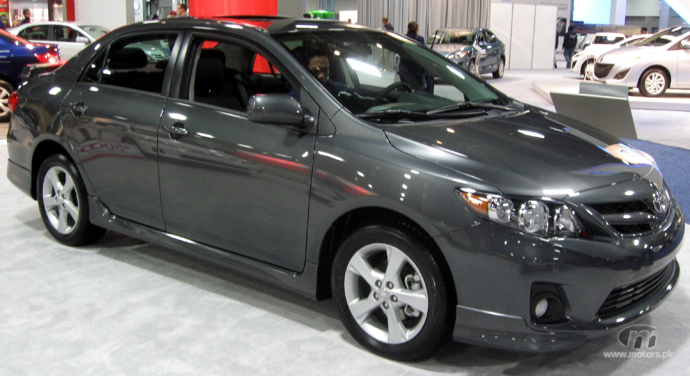 cars of future 2012 toyota corolla. Black Bedroom Furniture Sets. Home Design Ideas