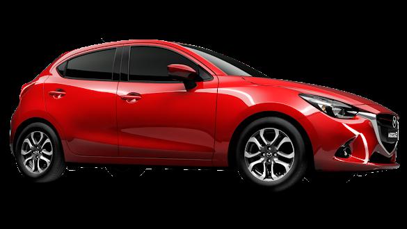 Eksterior Mazda 2 SkyActiv 2015