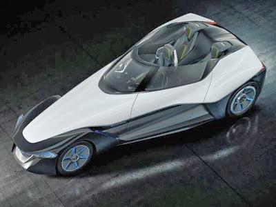 Nissan Bladeglider EV