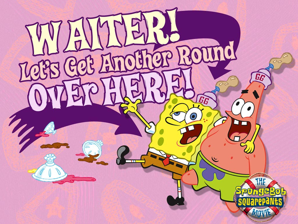 Free Wallpaper Download Thusspokebelinsky Spongebob And Patrick