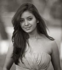 Asha negi black and white images